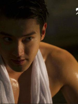 Siwon Suju Telanjang Dada di Teaser Film To The Fore