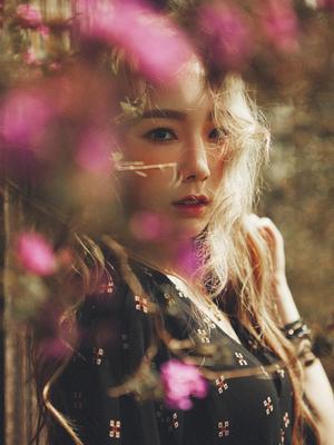 Tae Yeon SNSD Tampil Cantik & Feminin di Teaser Foto Album Solo
