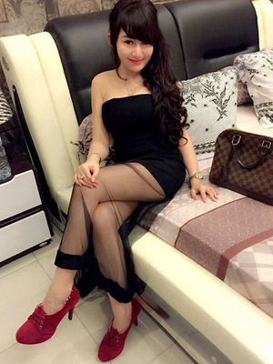 Winny Putri Lubis, Ratu IGO Seksi Asal Medan