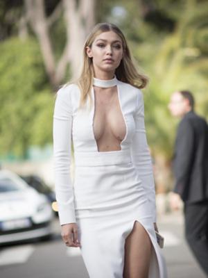 Foto Hot Seksi Gigi Hadid