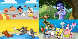 5 Serial Kartun yang Dilarang KPI