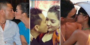 10 Ciuman Paling Hot Artis Indonesia