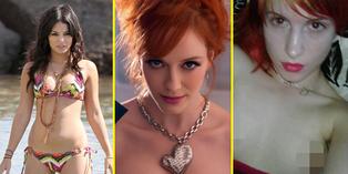 5 Foto Bugil Artis Hollywood yang Sering Beredar