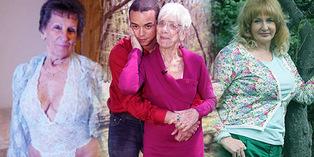 4 Nenek-nenek Pecandu Seks Hobi Pacari Berondong