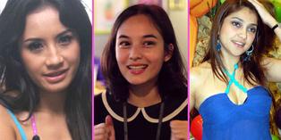 5 Artis Cantik Korban Video Bugil di Kamar Mandi