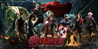 5 Adegan Seru di Film Avengers: Age of Ultron