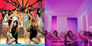 4 MV Girlband Korea Paling Seksi