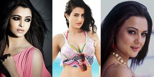 10 Aktris Tercantik Bollywood