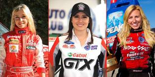 5 Pembalap Wanita Paling Cantik Dan Seksi