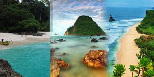 7 Pantai di Jawa Timur ini Cocok Jadi Destinasi Unggulan