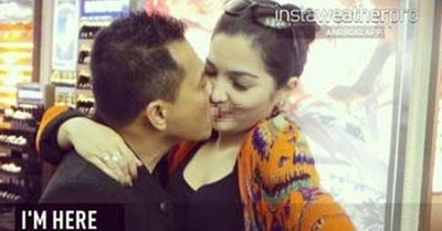 foto ciuman anang hermansyah amp ashanty