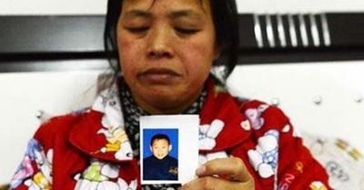protes suami dianiaya wanita china ini malah ditahan