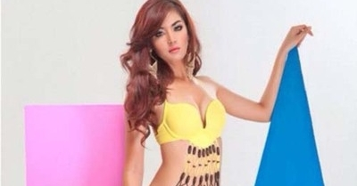 Maria Selena Hot Puteri Indonesia Di Miss Universe 2012 Youtube