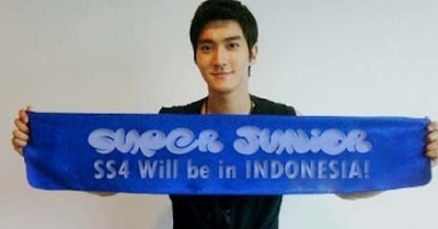 HTM Super Show 4 Super Junior Indonesia