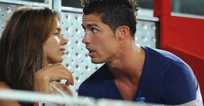 Tampil Aneh Cristiano Ronaldo Bikin Irina Shayk Ngambek Jpg