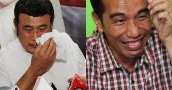 Foke VS Jokowi : Jagoannya Kalah, Rhoma Irama Kembali