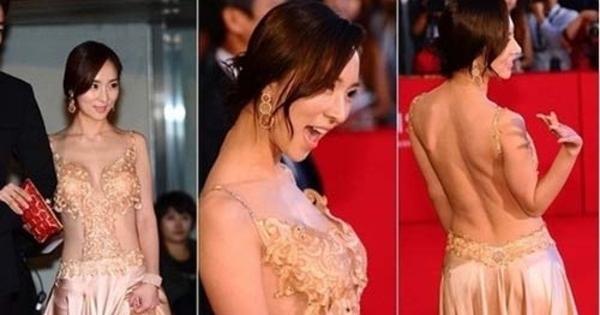 Bae So Eun - 10 Gaun Red Carpet Paling Hot