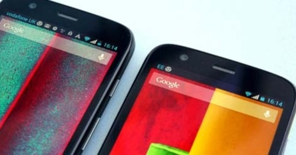 Moto G Upaya Google Menghidupkan Motorola
