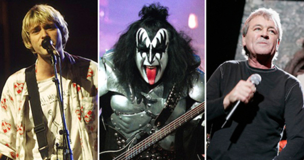 nirvana kiss deep purple masuk nominasi rock and roll hall of fame