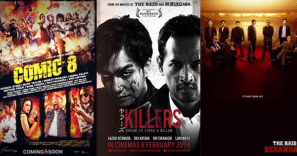 4 Film Indonesia di 2014 yang Harus Kalian Tonton