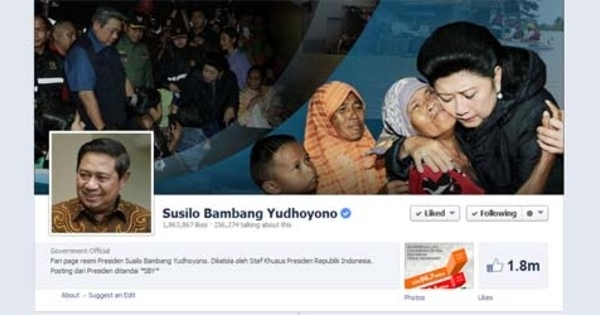 Pm Singapura Lee Hsien Loong Unfriend Facebook Presiden Sby