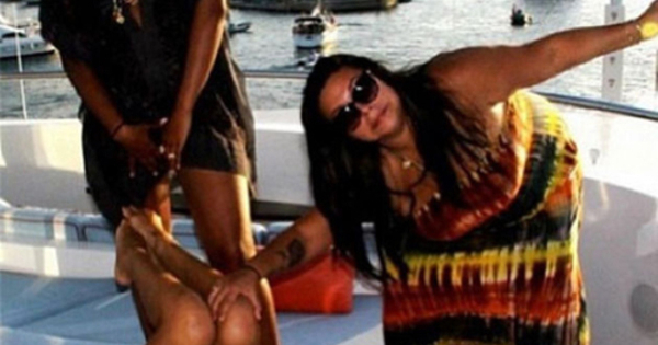 Rihanna seks foto 57657 фотография