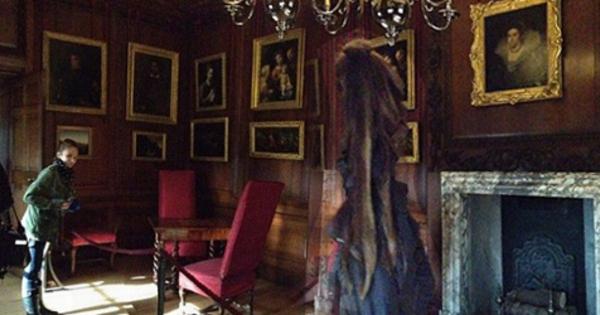Foto Seram Hantu Suster Ratu Elizabeth I Di Inggris