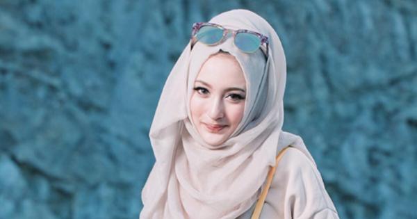 foto 11 hijaber cantik menyejukkan di thailand   sairamirror