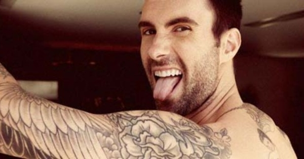 Maroon 5 Hairstyle: 'One More Night' Maroon 5 Kalahkan 'Gangnam Style' PSY Di