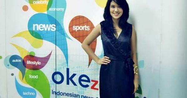 Presenter Cantik Priscilla Febrita Pacar Baru Adly Fairuz